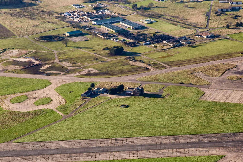 RAF Sculthorpe aerial
