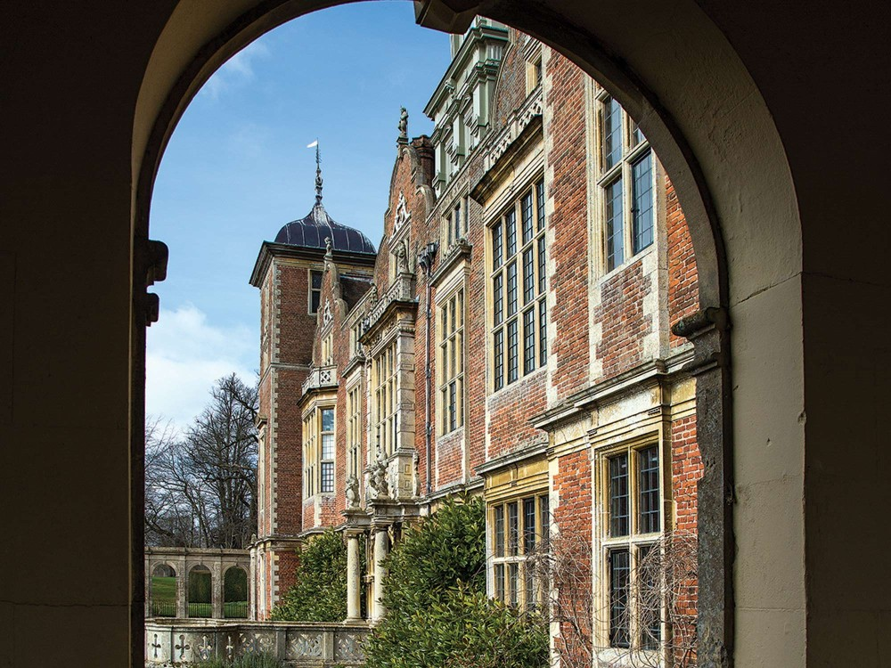 View of Blickling Hall