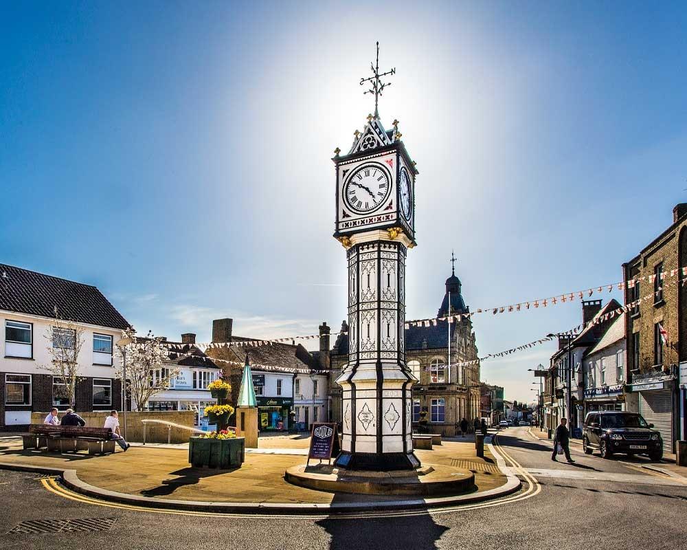 Downham Market Clock Tower