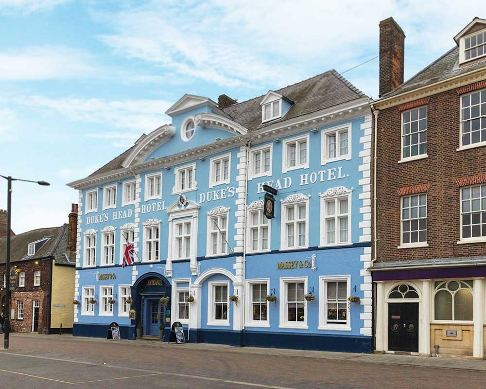 The Duke's Head Hotel in King's Lynn
