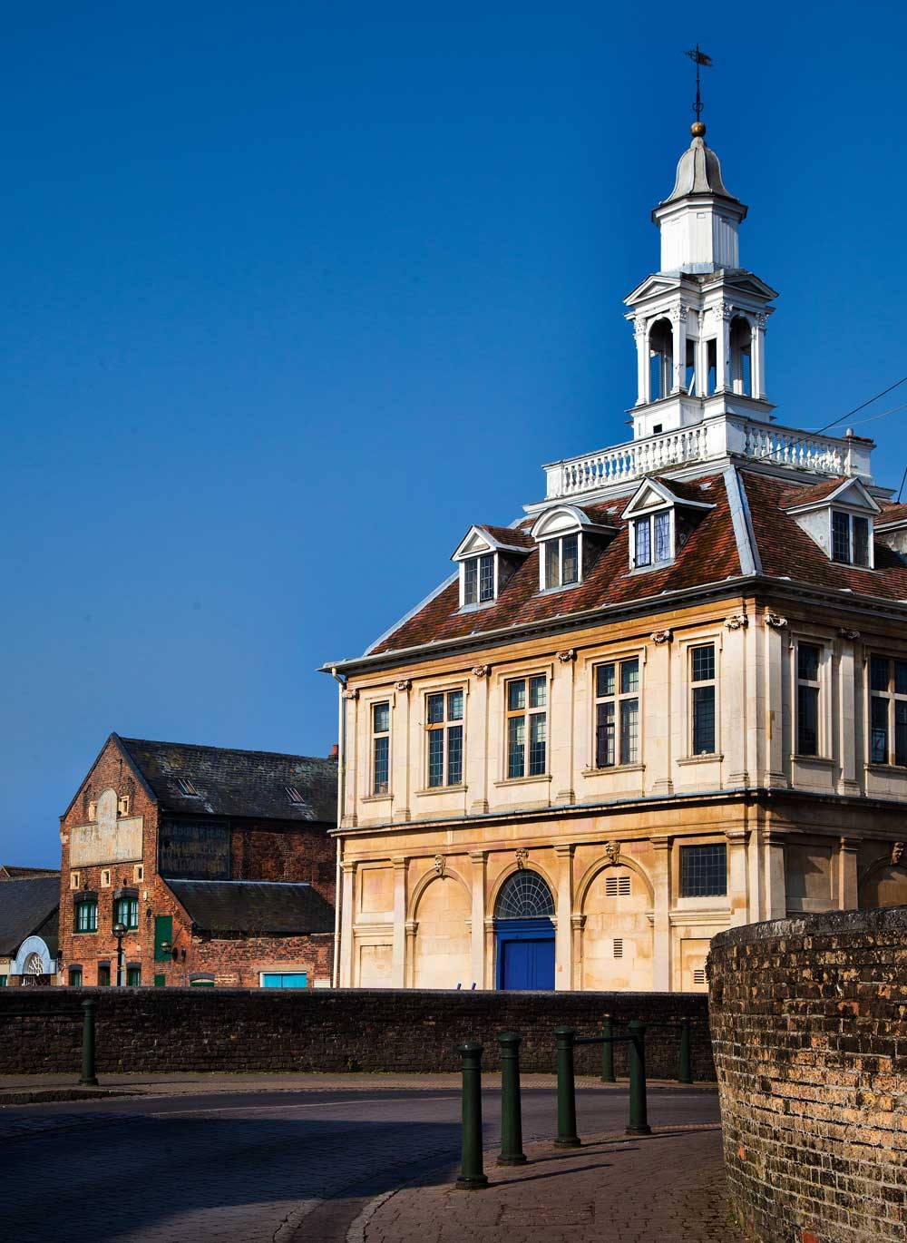 The Custom House in King's Lynn
