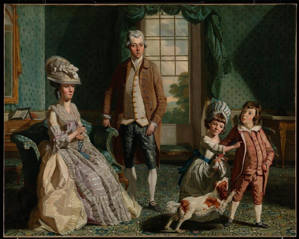Fountaine Family Portrait