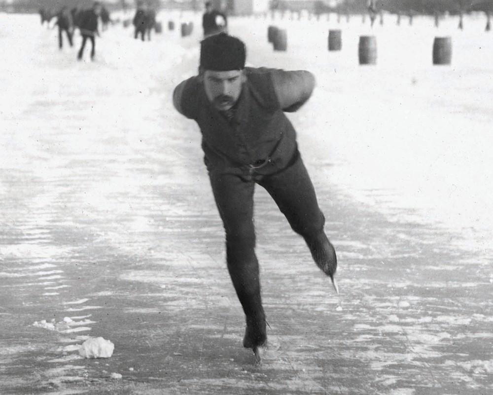Charles J Tebbutt at Littleport 1893