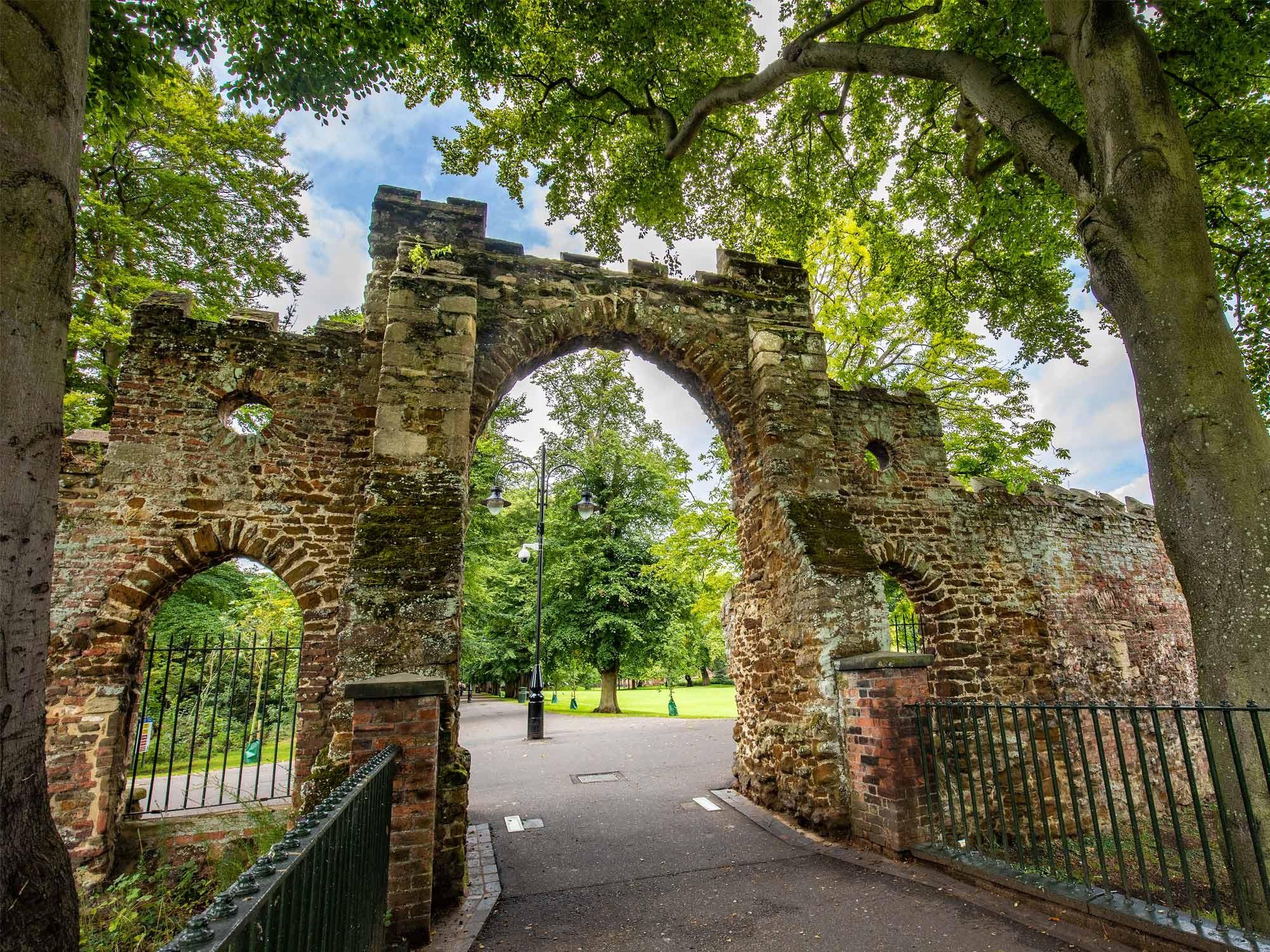 Guannock Gate